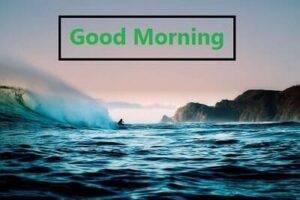 good morning landscape photo