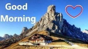 good morning peak