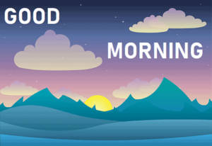 good morning wish image for facebook