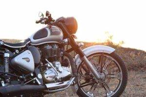 royal enfield bullet bike