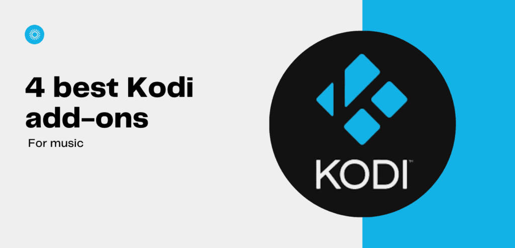 4 best kodi addons for music