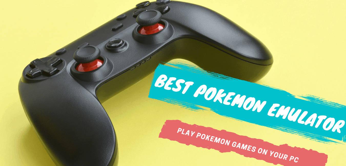 Pokemon emulator