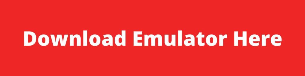 Download pokemon emulator