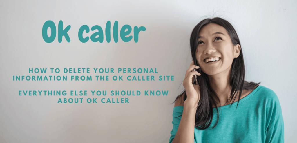 Ok caller online mobile phone number directory