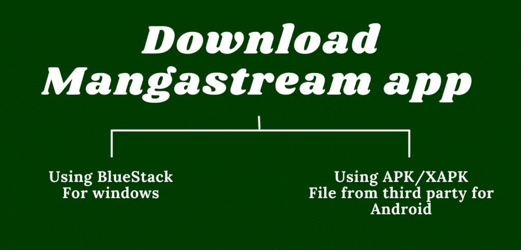 Download mangastream app