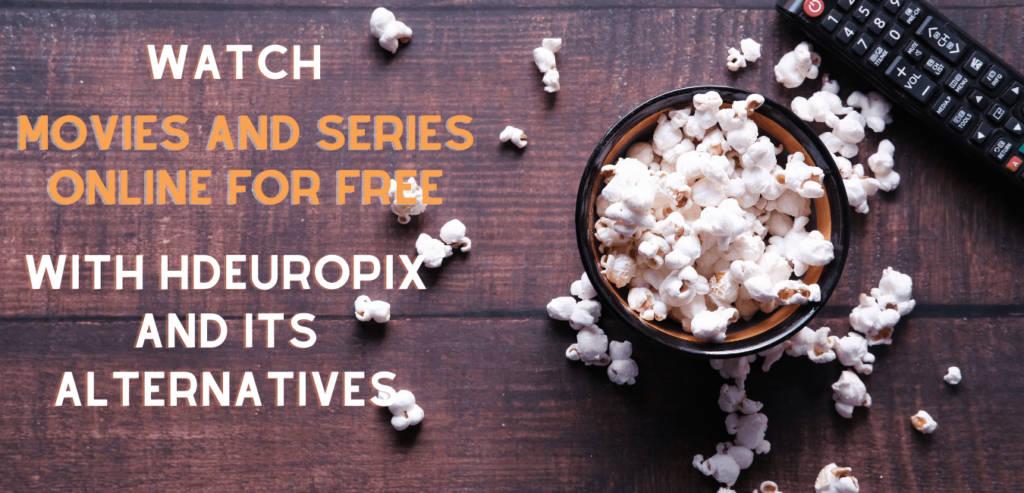 Hd europix and its alternatives