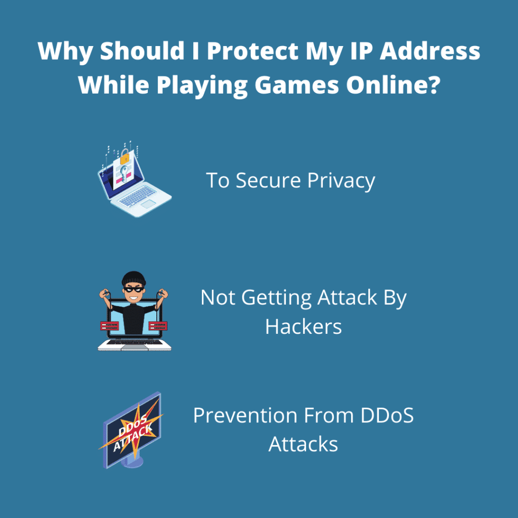 Why Should I Protect My IP address While Playing Games