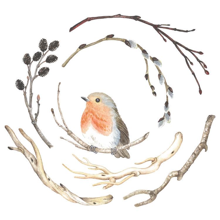 Jen, the Bird