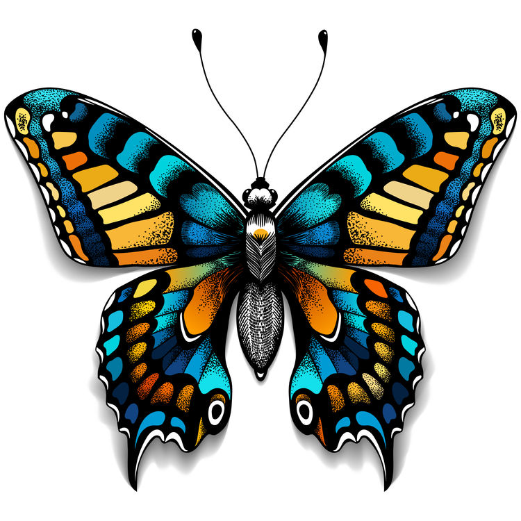 Tamara, the Butterfly
