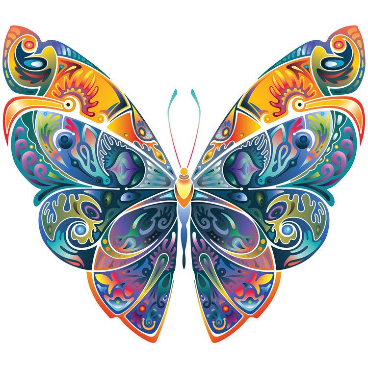 Melanie, the Butterfly