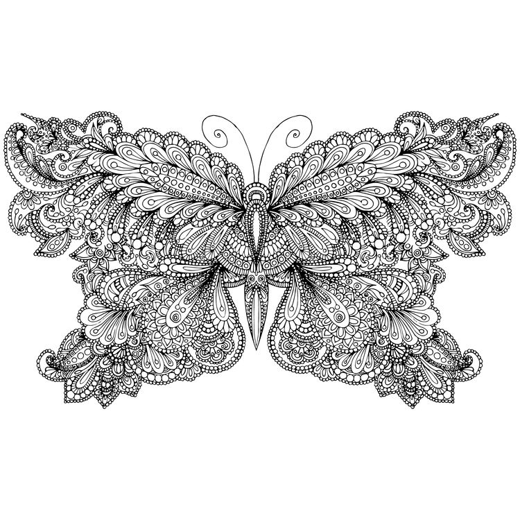 Eloise, the Butterfly