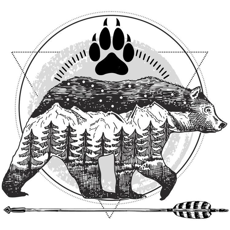 Wild Shaped Bear