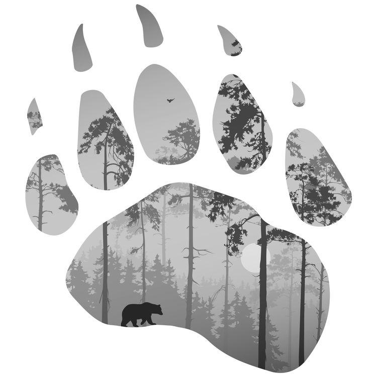 Black Forest Bear Paw