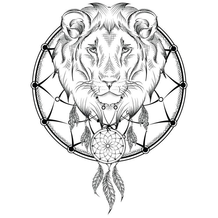Native Lion