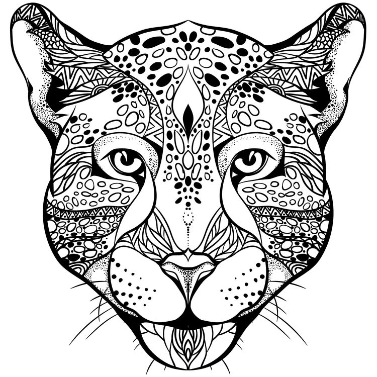 Quirky Tiger
