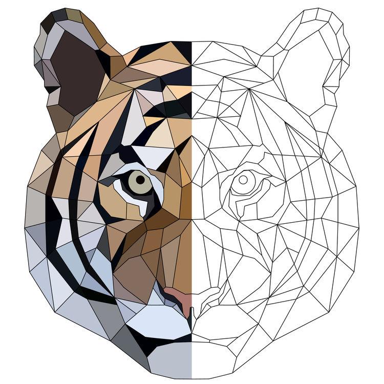 Geometric Strong Tiger