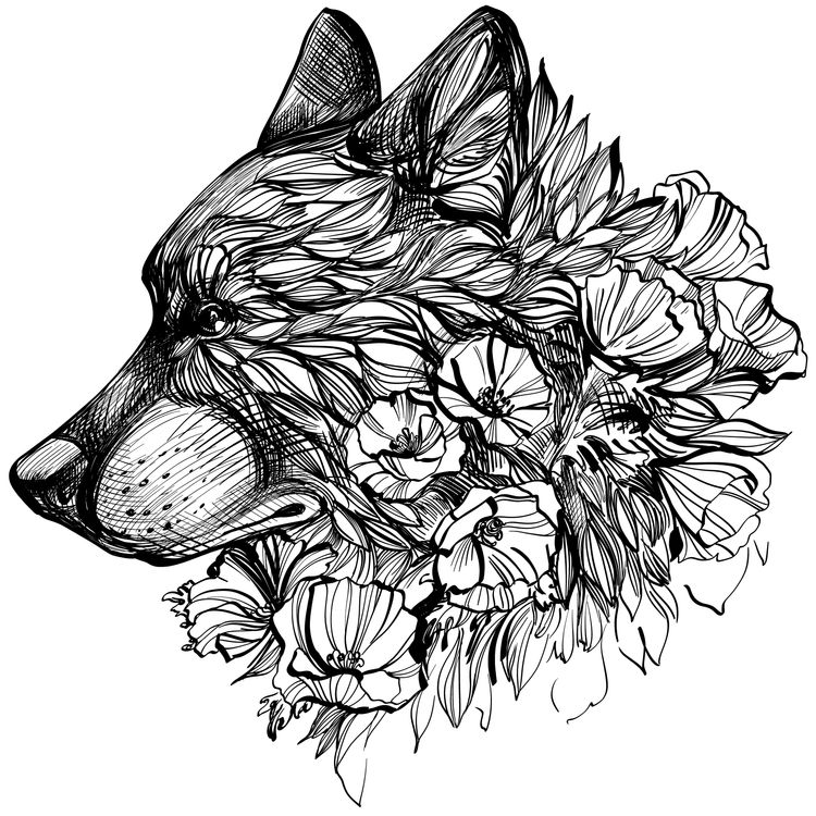 Samantha, the Wolf