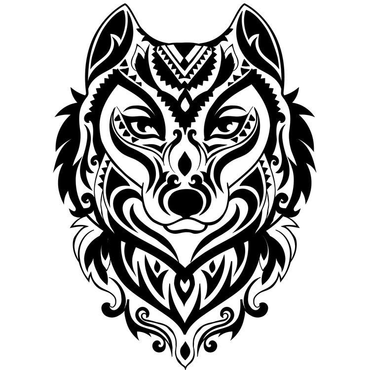 Black Roxy, the Wolf