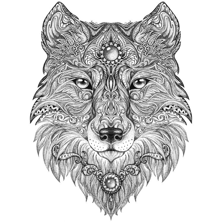 Mary, the Wolf