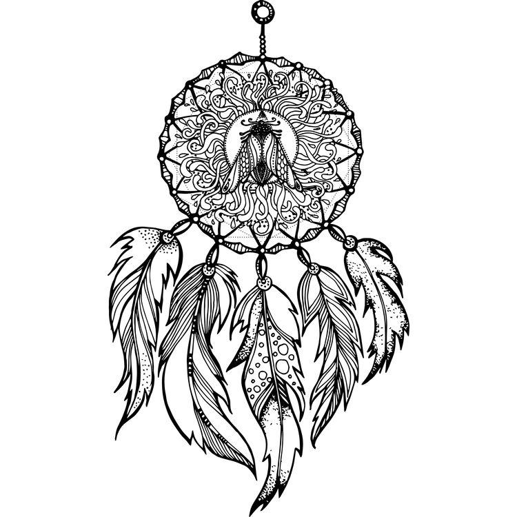 Feathered Juniper, the Dreamcatcher
