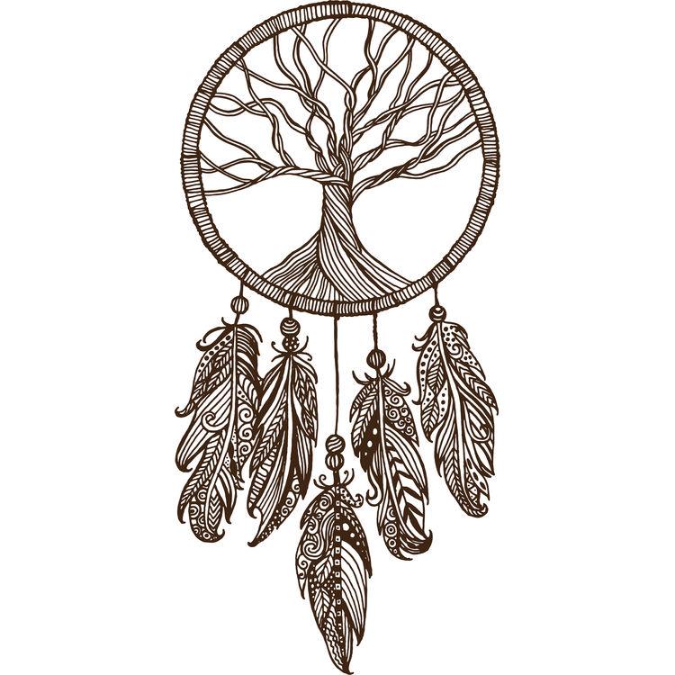 The Wishing Tree Dreamcatcher