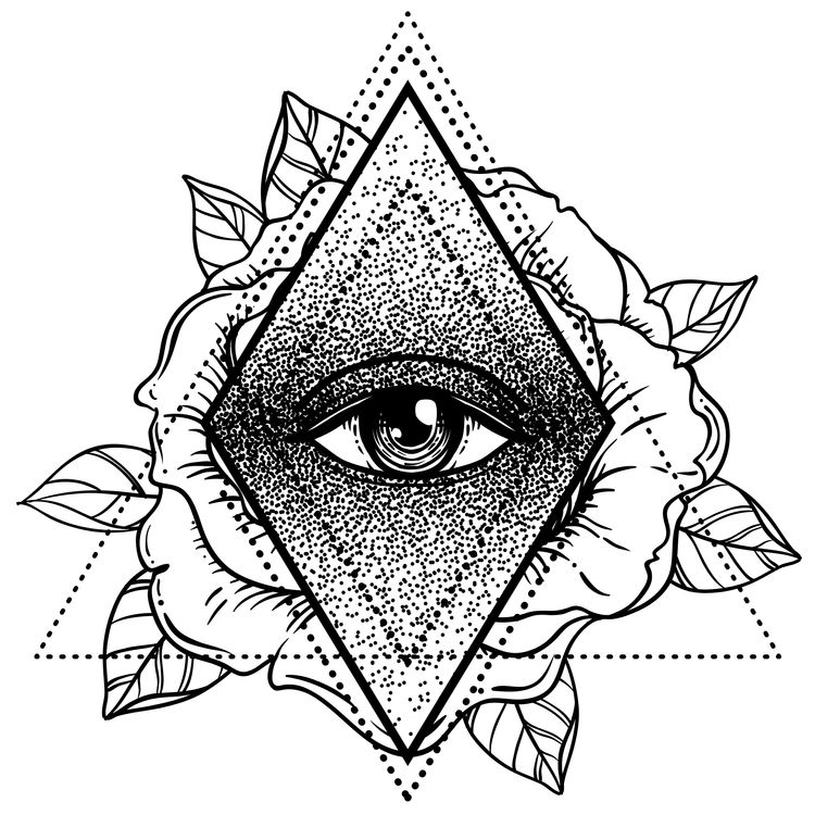 Black Eyed Flower