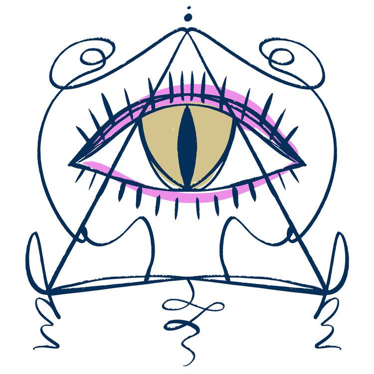 Colored Eye Diamond