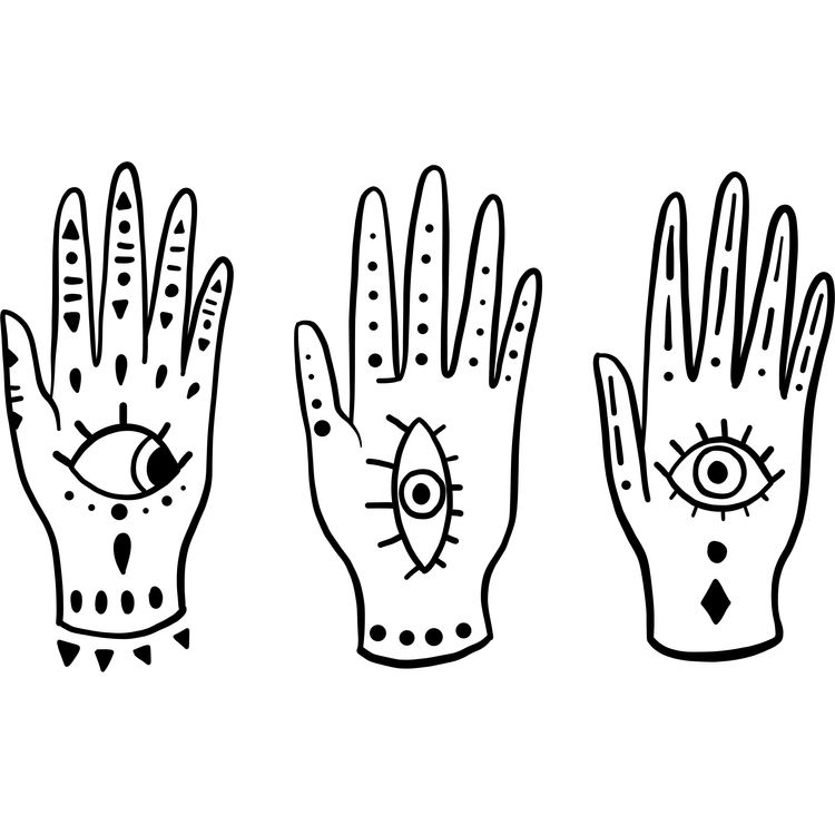 Eye Hand Triplets