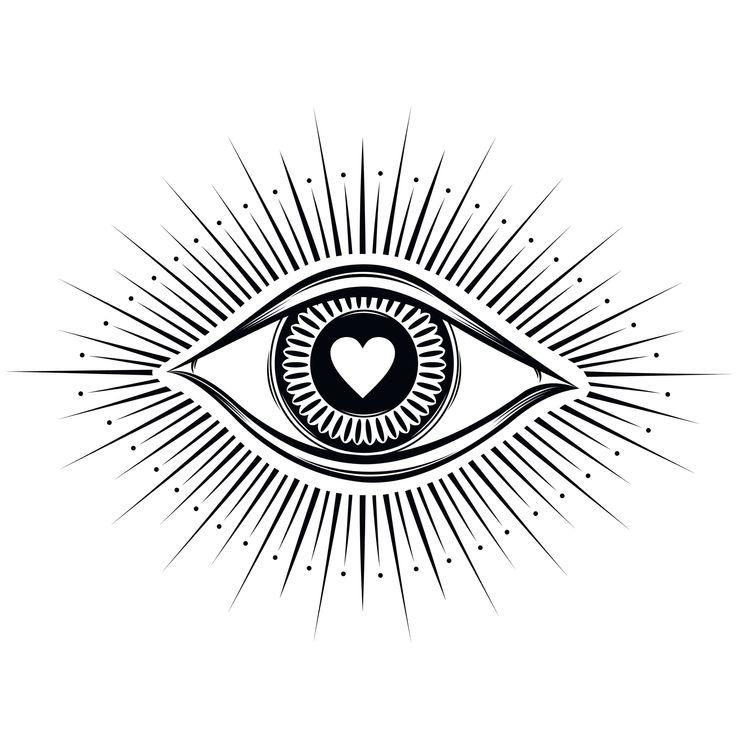 Eye Heart Rays