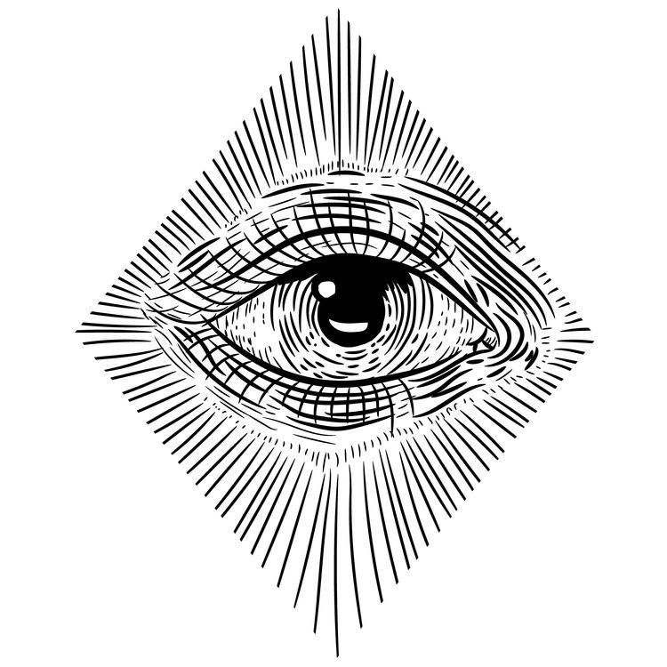 Eye Lined Diamond