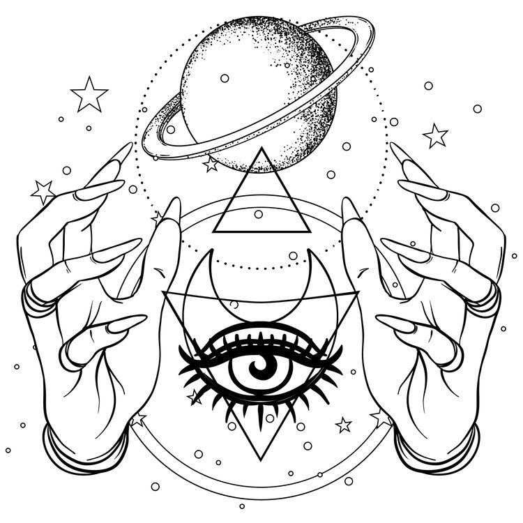 Fortune Teller's Eye