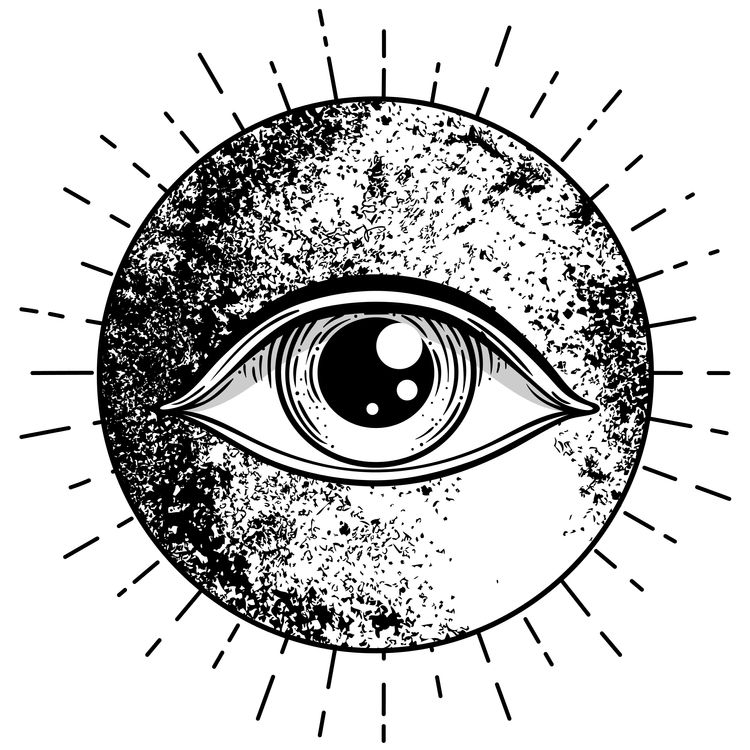 Out of Space Eye