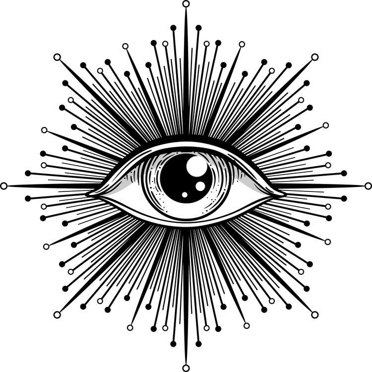 Eye Open Rays