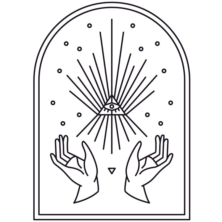 Eye Worship Mirror