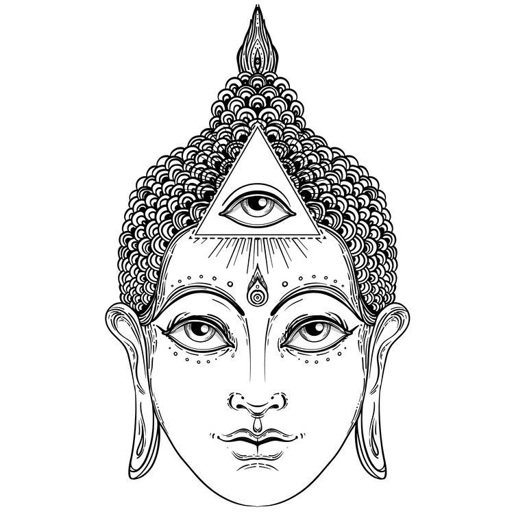 Goddess Tara Eye