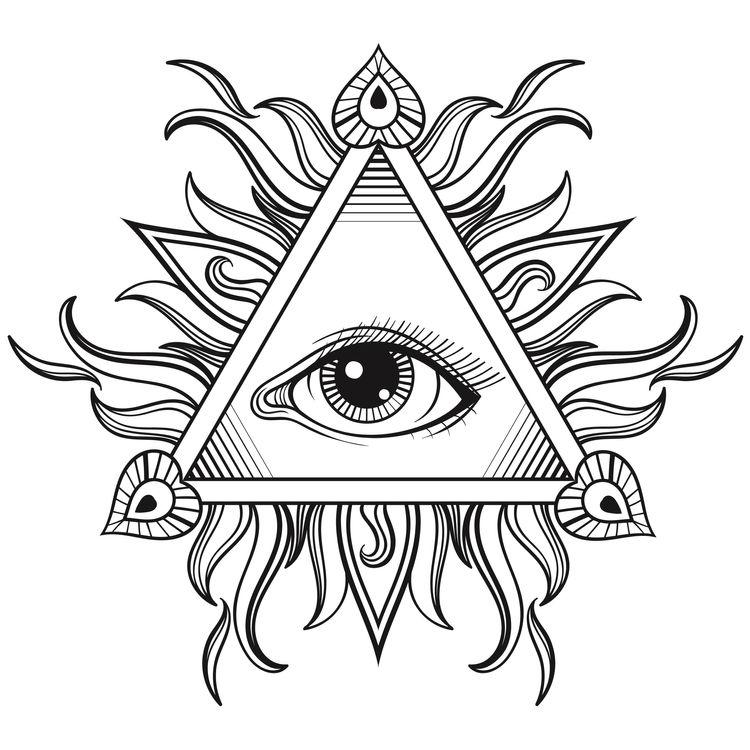 Flamed Pretty Eye