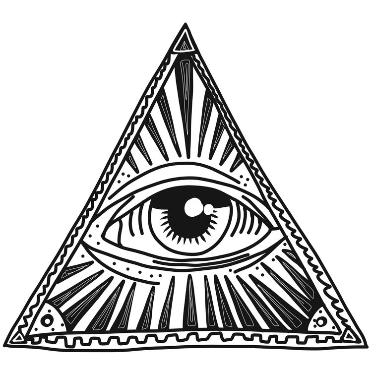 Page, The Pyramid Eye
