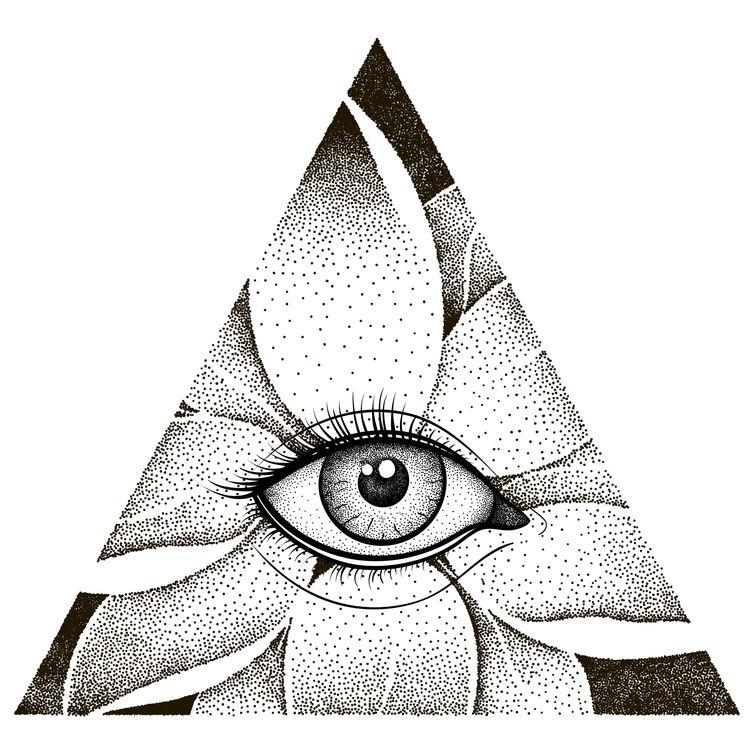 Flora, The Pyramid Eye
