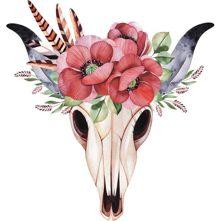 Fefe, the Skull