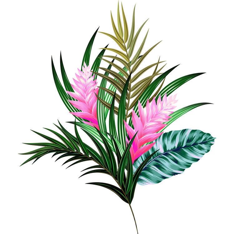 Hawaiian Pink Bouquet