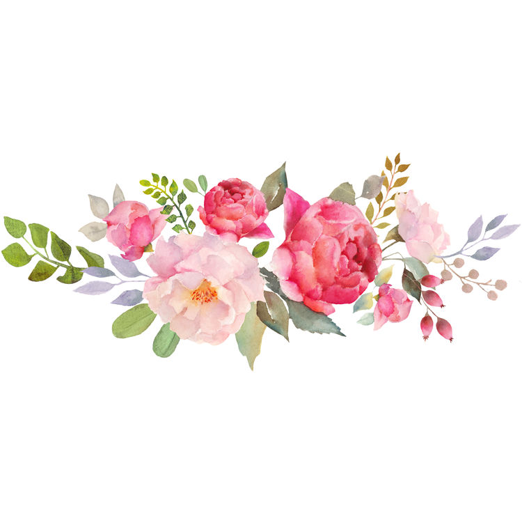 Pink Lady Blooms