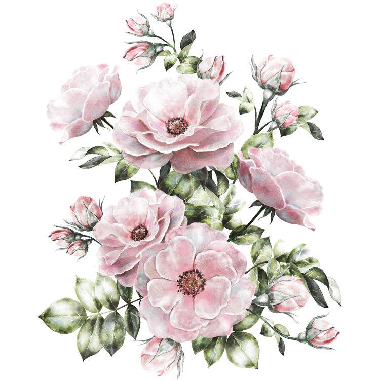 Blush Pink Florals