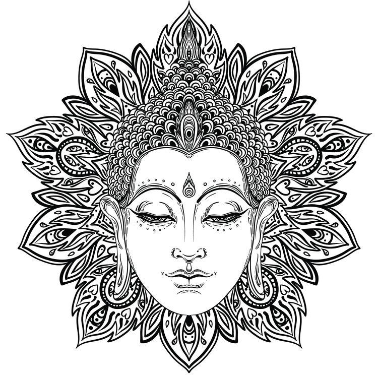 Thai Goddess Mandala