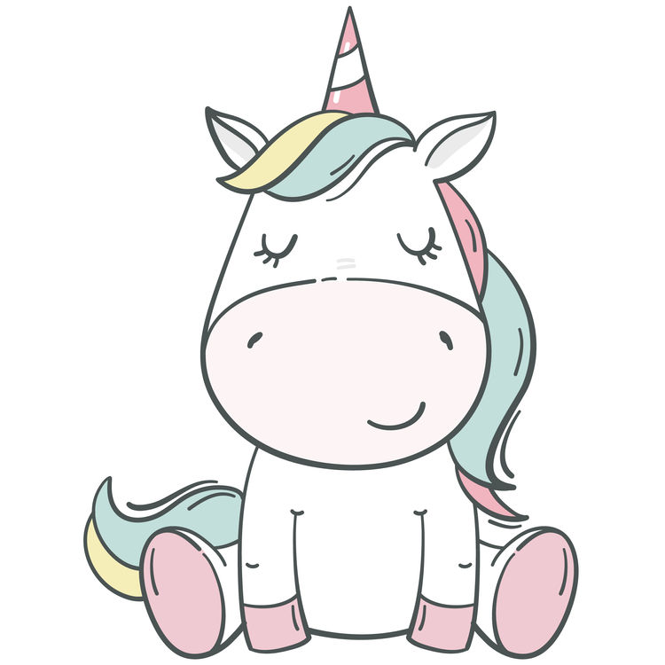 Lilly, the Unicorn