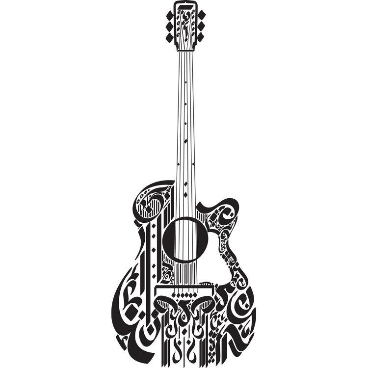 Angel, the Guitar