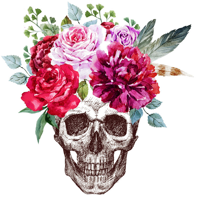 Margarita, the Skull