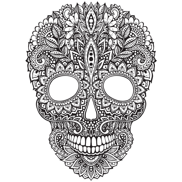 Ana, the Skull