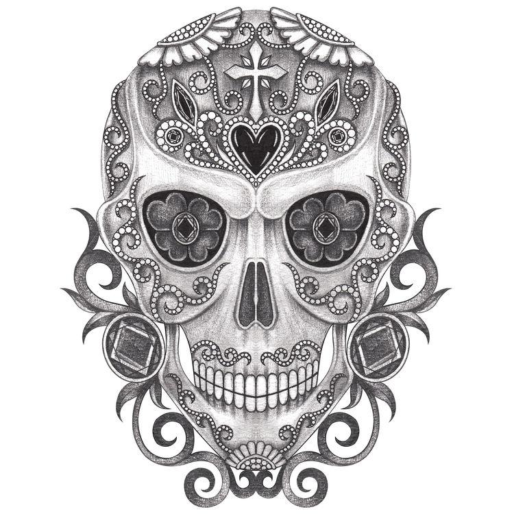 Martin, the Skull