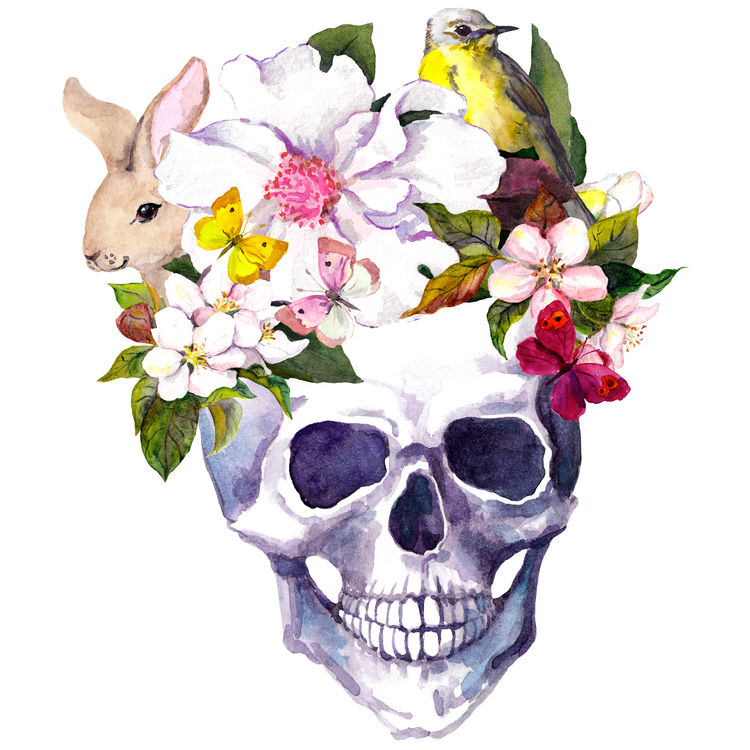 Paige, the Skull