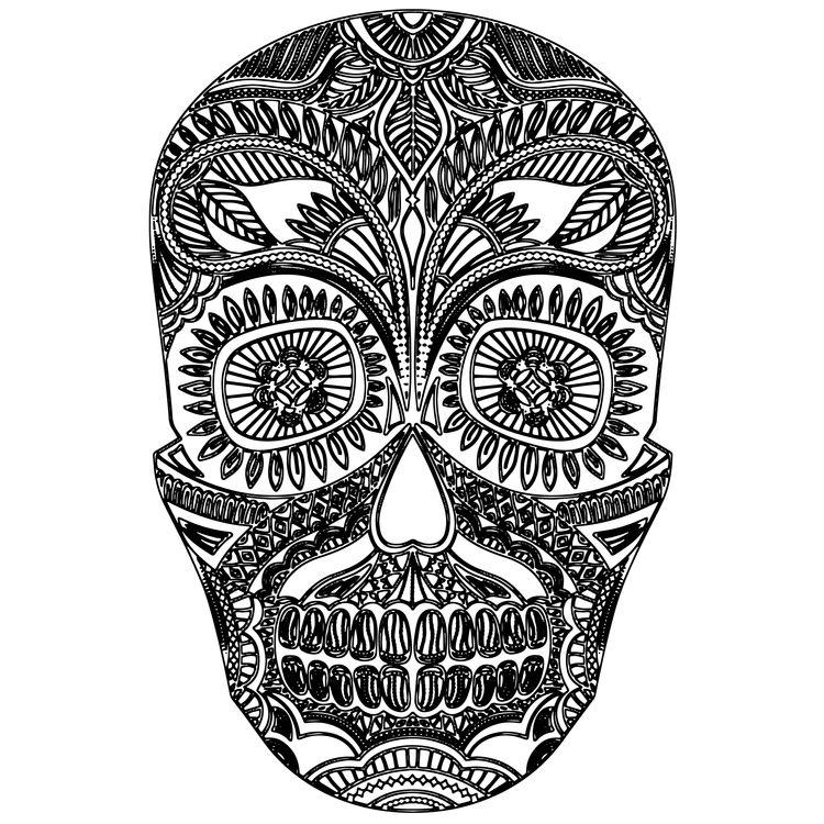 David, the Skull